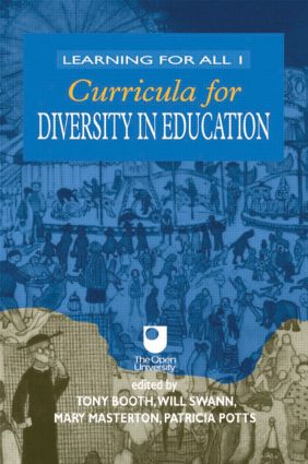 Curricula for Diversity in Education (Paperback) book cover