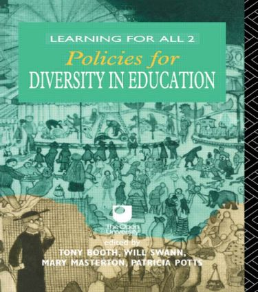 Policies for Diversity in Education (Paperback) book cover