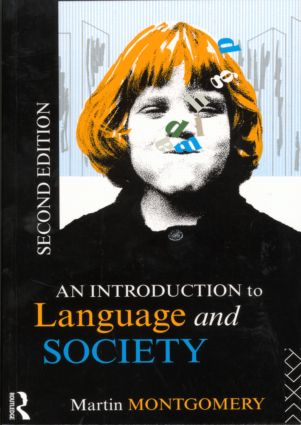 An Introduction to Language and Society: 2nd Edition (Paperback) book cover