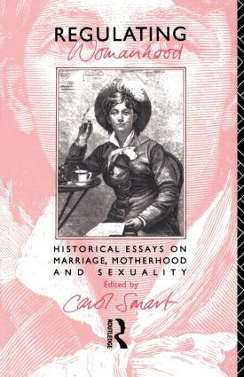 Regulating Womanhood (Paperback) book cover