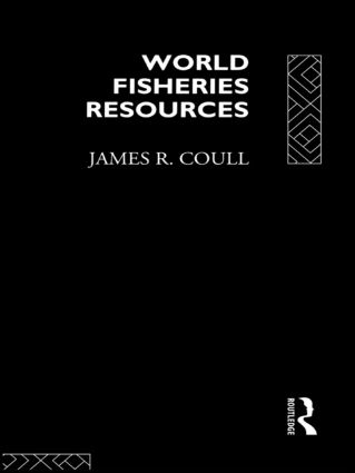 World Fisheries Resources (Hardback) book cover