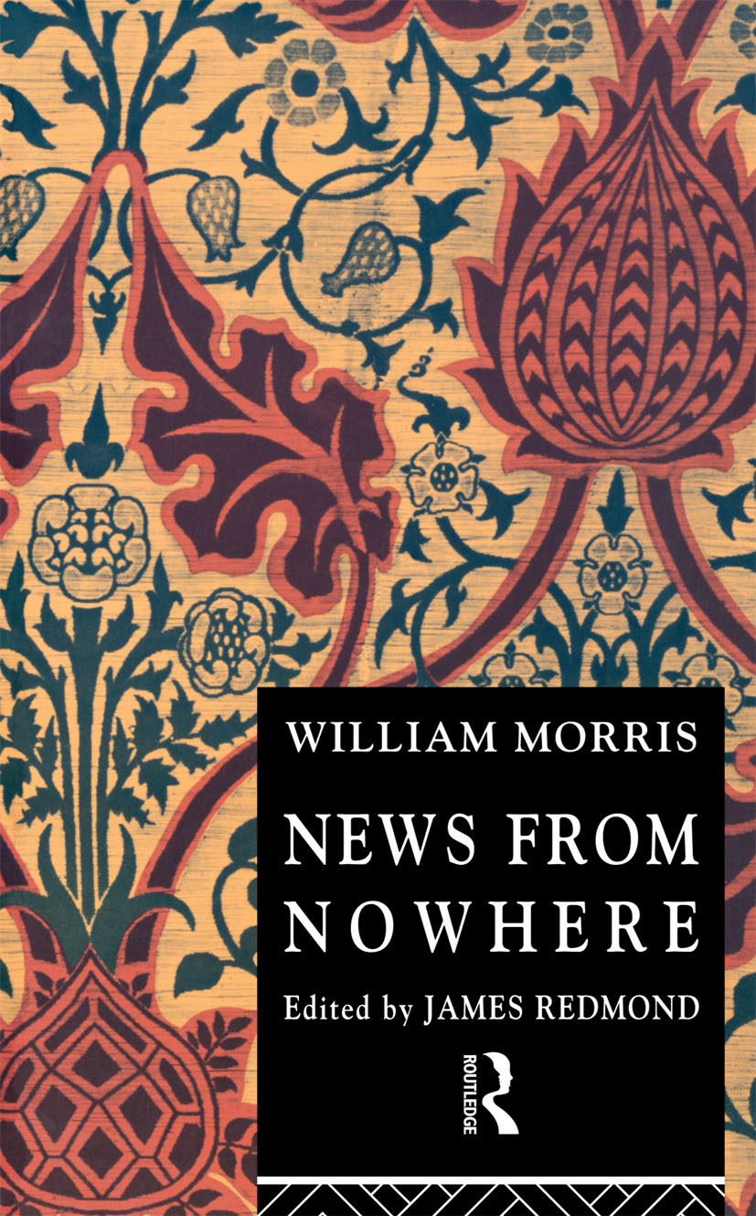 News from Nowhere (e-Book) book cover