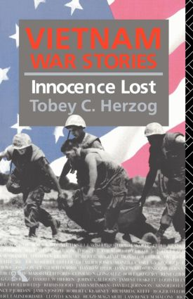 Vietnam War Stories: Innocence Lost, 1st Edition (Paperback) book cover