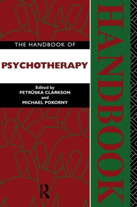 The Handbook of Psychotherapy: 1st Edition (Paperback) book cover