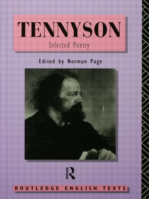 Tennyson: Selected Poetry (Paperback) book cover