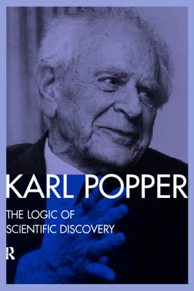 The Logic of Scientific Discovery: 1st Edition (Paperback) book cover