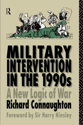 Military Intervention in the 1990s: 1st Edition (e-Book) book cover