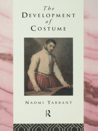The Development of Costume book cover