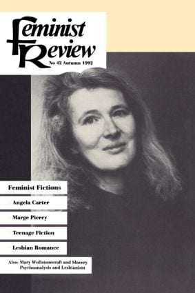 Feminist Review: Issue 42: Feminist Fictions, 1st Edition (Paperback) book cover