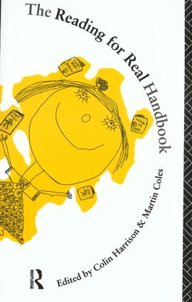 The Reading for Real Handbook (Hardback) book cover