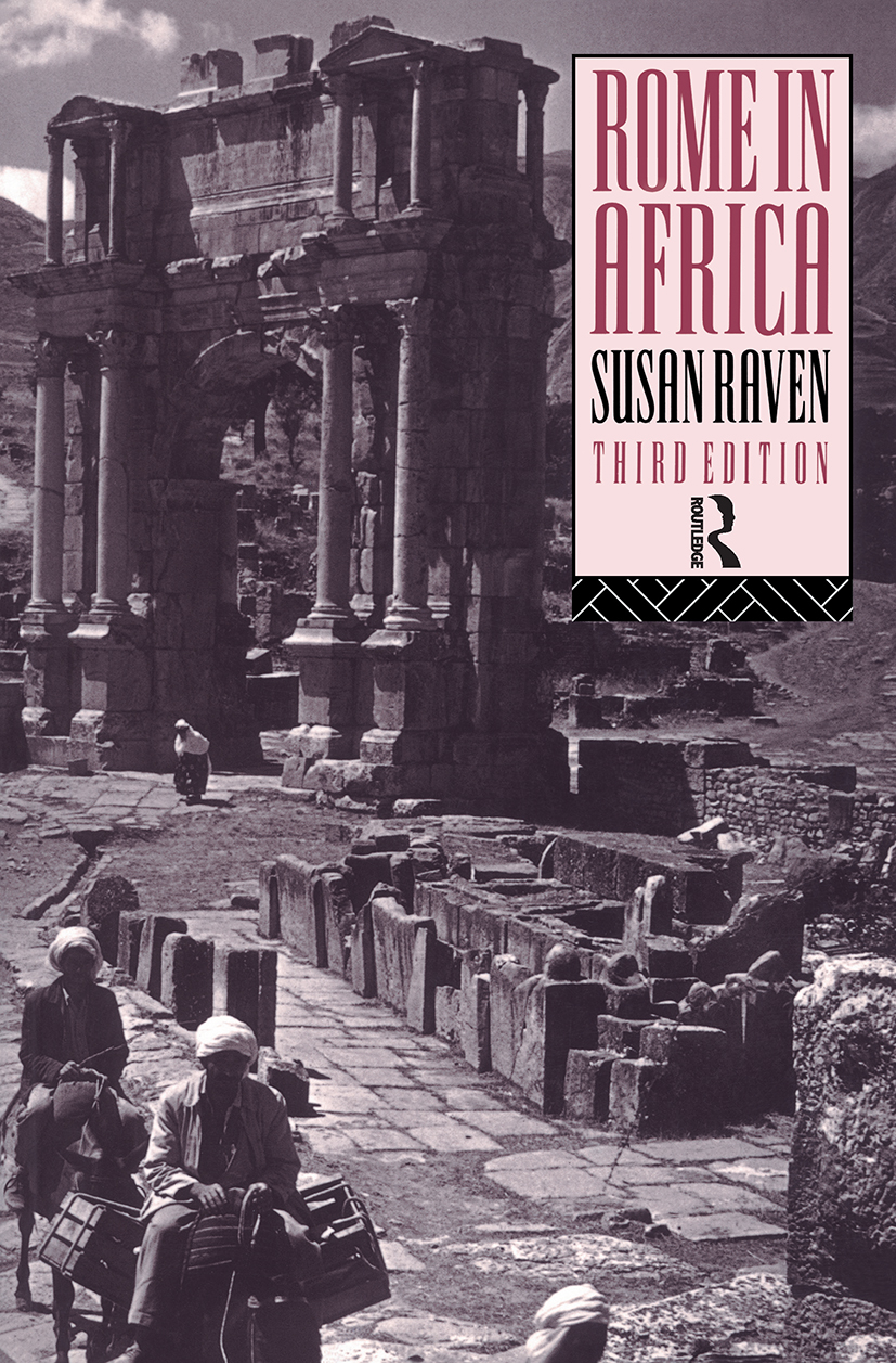 Rome in Africa: 3rd Edition (Paperback) book cover