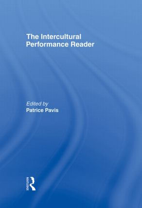 The Intercultural Performance Reader (Paperback) book cover