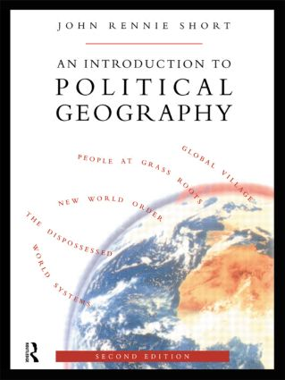 An Introduction to Political Geography: 2nd Edition (Paperback) book cover