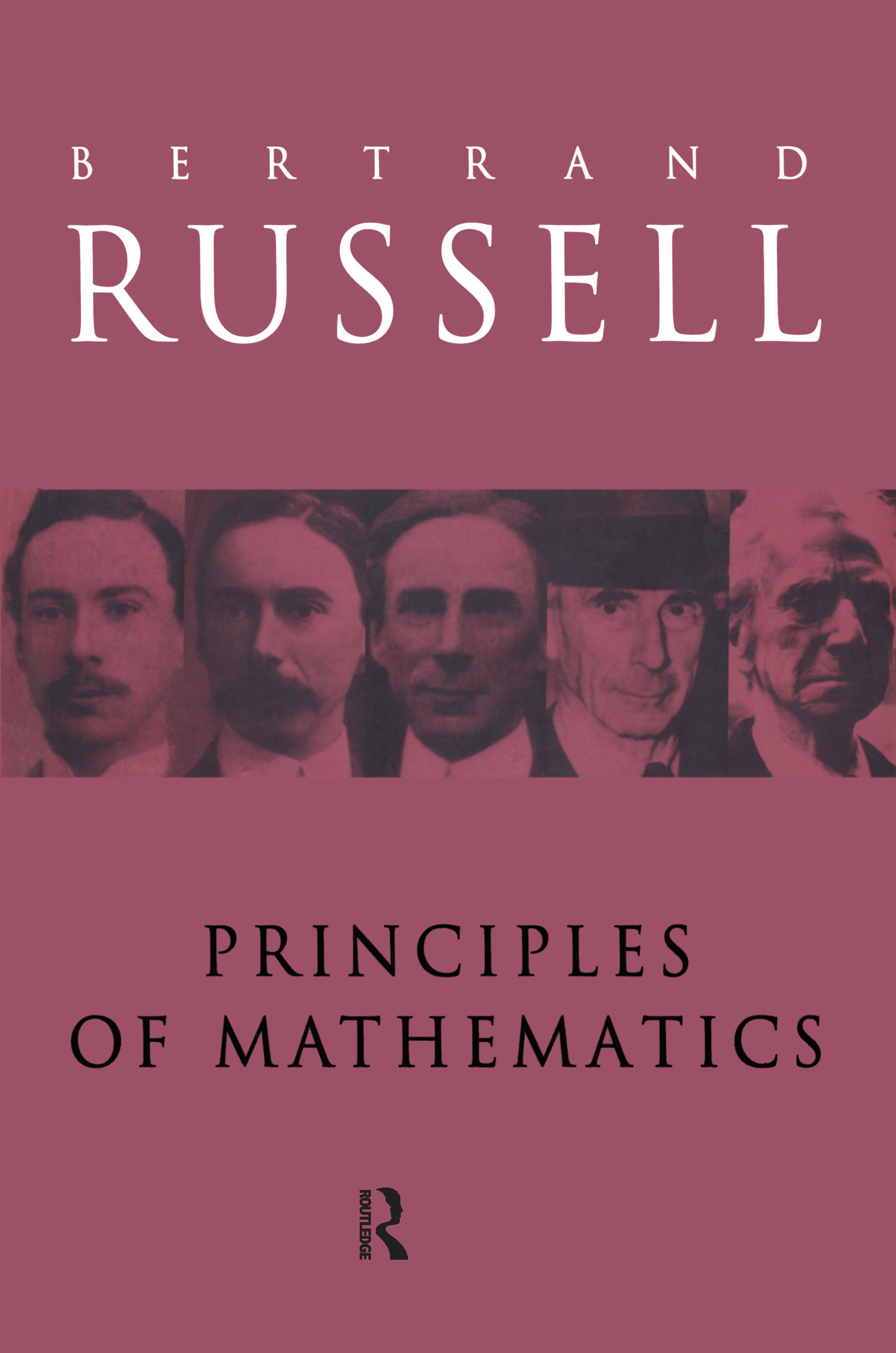 Principles of Mathematics book cover