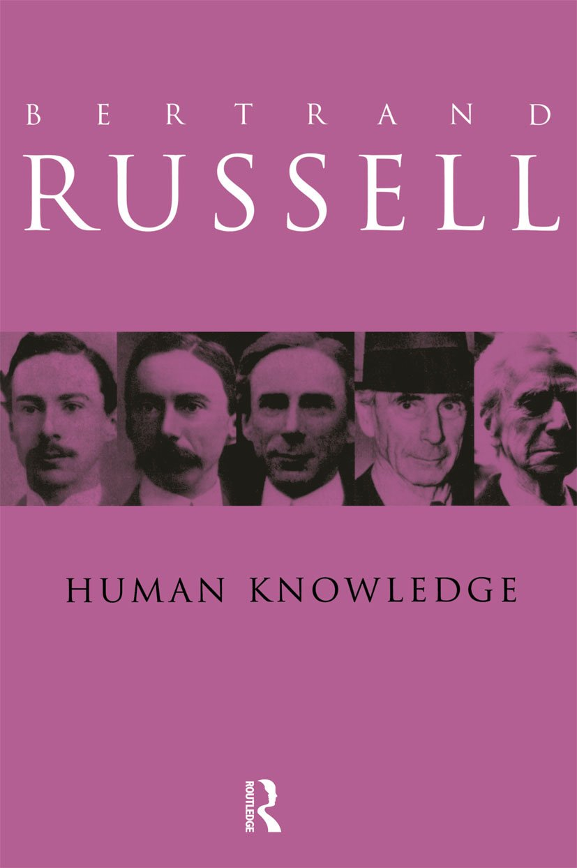 Human Knowledge: Its Scope and Value: 2nd Edition (Paperback) book cover