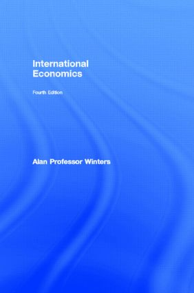 International Economics: 4th Edition (Paperback) book cover