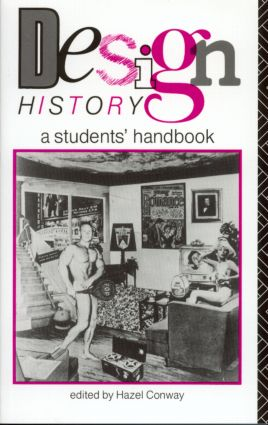 Design History: A Students' Handbook, 1st Edition (Paperback) book cover