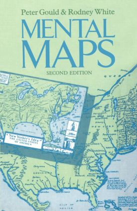 Mental Maps: 2nd Edition (Paperback) book cover