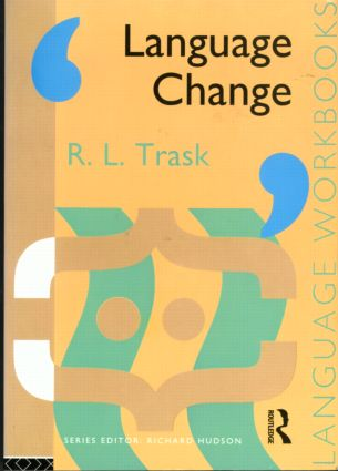 Language Change (Paperback) book cover