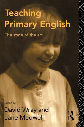 Teaching Primary English: The State of the Art (Paperback) book cover