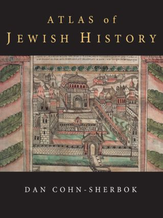 Atlas of Jewish History book cover