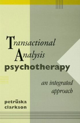 Transactional Analysis Psychotherapy