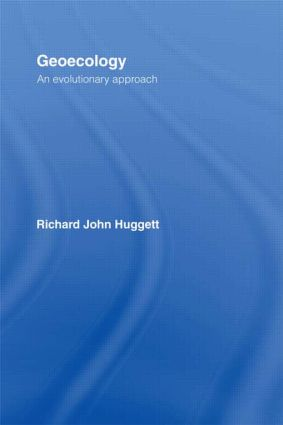 Geoecology: An Evolutionary Approach: 1st Edition (e-Book) book cover