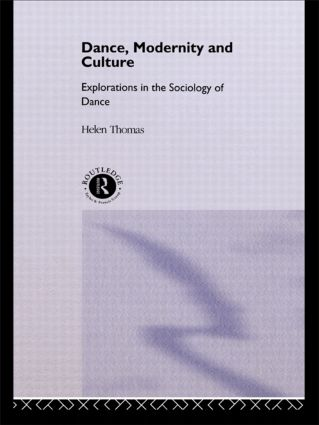 Dance, Modernity and Culture (Paperback) book cover
