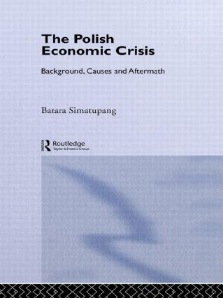 EXTERNAL ECONOMIC RELATIONSHIPS