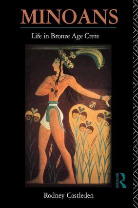 Minoans: Life in Bronze Age Crete (Paperback) book cover