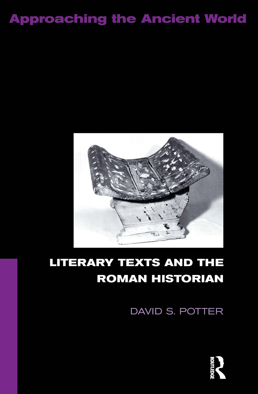 Literary Texts and the Roman Historian: 1st Edition (Paperback) book cover