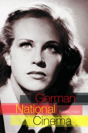 German National Cinema book cover
