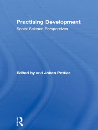 Practising Development: Social Science Perspectives (Paperback) book cover