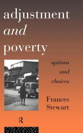 Adjustment and Poverty: Options and Choices book cover