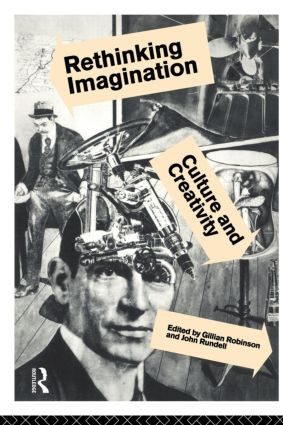 Rethinking Imagination: 1st Edition (Paperback) book cover