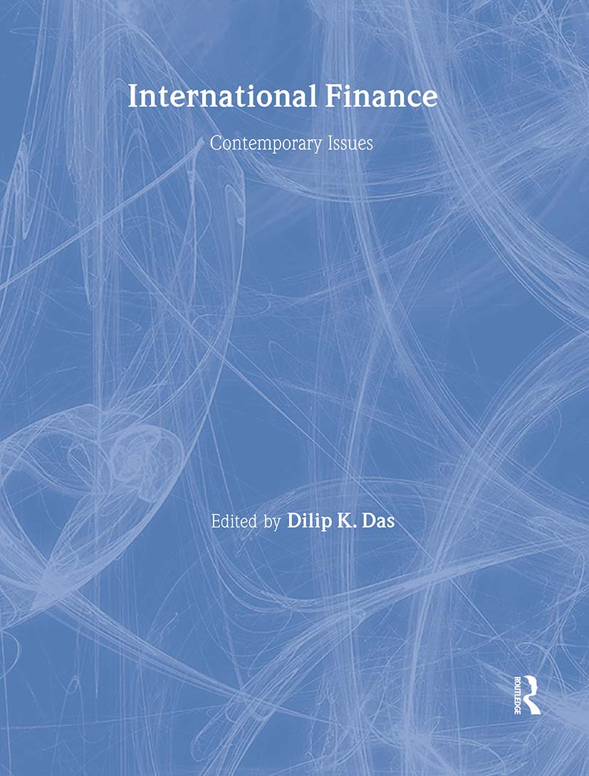 International Finance: Contemporary Issues, 1st Edition (Paperback) book cover