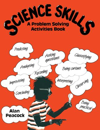 Science Skills: A Problem Solving Activities Book, 1st Edition (Paperback) book cover