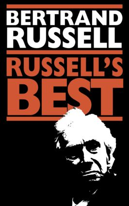 Bertrand Russell's Best: 1st Edition (Paperback) book cover