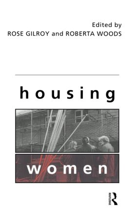Housing Women (Paperback) book cover