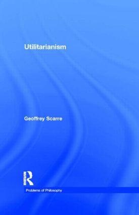 Utilitarianism (Hardback) book cover