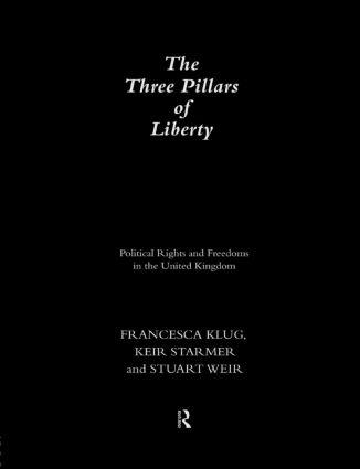 The Three Pillars of Liberty