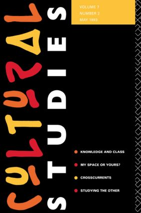 Cultural Studies: Volume 7, Issue 2, 1st Edition (Paperback) book cover