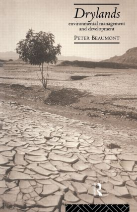 Drylands: Environmental Management and Development (Paperback) book cover