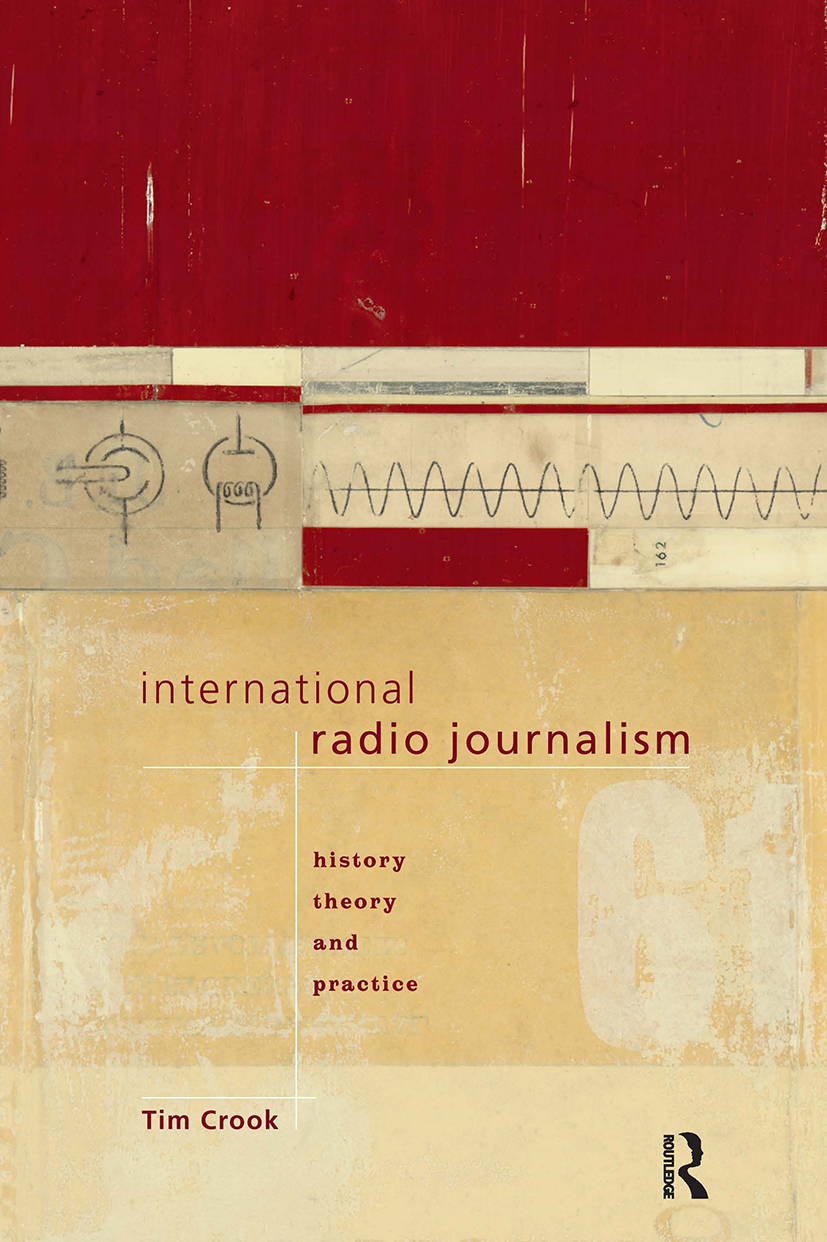 International Radio Journalism book cover