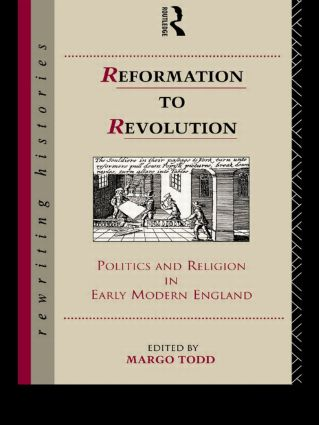 Reformation to Revolution: 1st Edition (Paperback) book cover