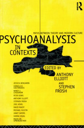 Psychoanalysis in Context