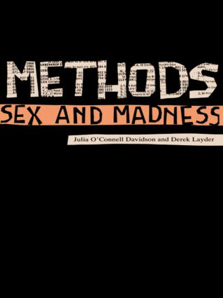 Methods, Sex and Madness (Paperback) book cover