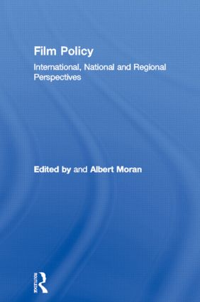Film Policy: International, National and Regional Perspectives (Paperback) book cover