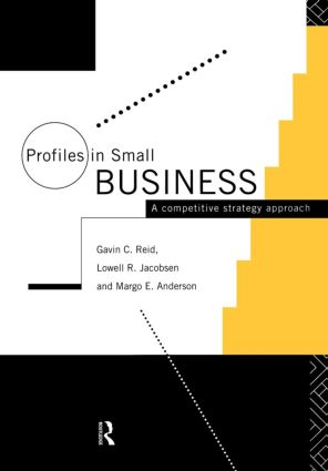 Profiles in Small Business: A Competitive Strategy Approach (Hardback) book cover