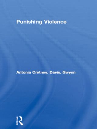 Punishing Violence: 1st Edition (e-Book) book cover